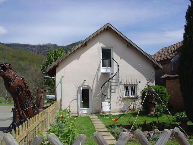 Appartement de vacances - Lautenbachzell - Apartament