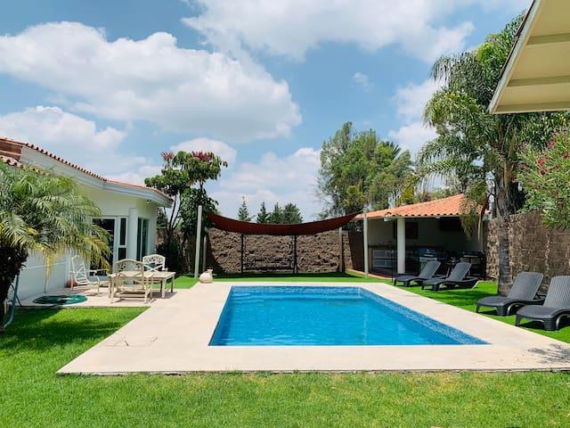 Casa Monte Blanco