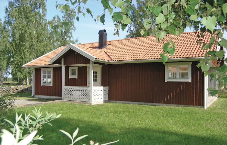 Holiday cottage with 3 bedrooms on 78m² in Vittaryd