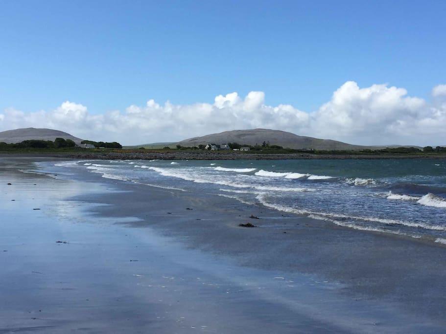 beach 6km