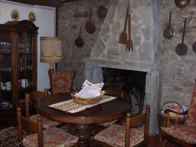 Casa Medioevale vicino all'Abetone - Vico Pancellorum - House