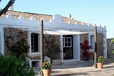 Charm, privacy in traditional villa - Alaior - Villa
