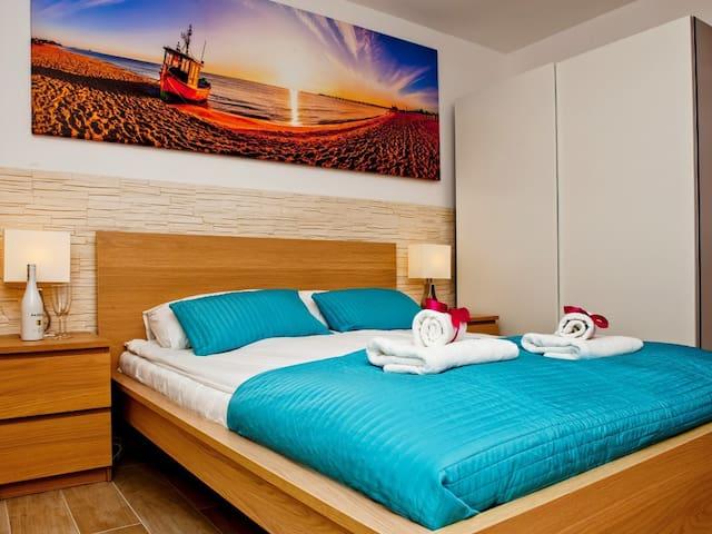 Apartament w Juracie - C2 (przyziemie) - Jastarnia - Appartement