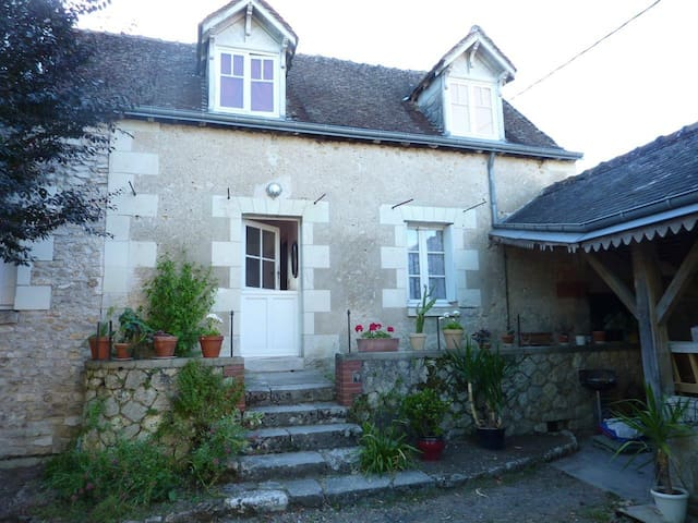 Maison au coeur des chateaux de la loire - Athée-sur-Cher - House