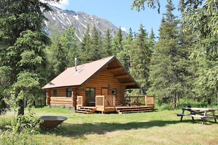 Upper Paradise Log Cabin