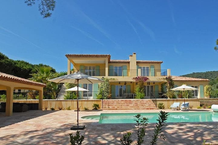 GIGARO - five star VILLA with 5 bedrooms - La Croix-Valmer - Villa