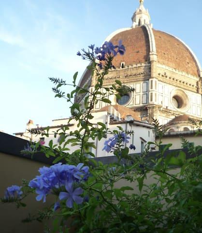 Studio Ricasoli overlooking Duomo - Florence - House