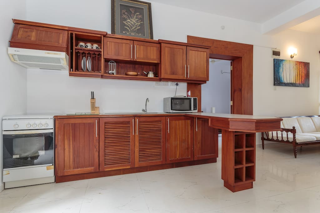 A Stunning Apartment in Colombo 7