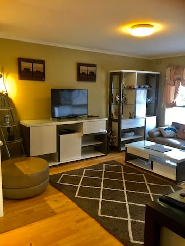 Modern 1,5 bedrooms unit in excellent location