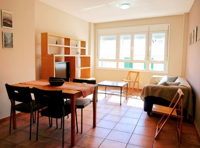 Cozy and modern apartment with private parking! - Agaete - Apartment