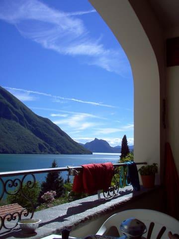 Ferienwohnung Cressogno - San Mamete - Huoneisto