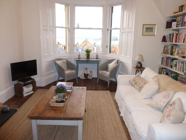 Beautiful apartment with great views in N Berwick - North Berwick