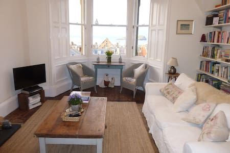 Beautiful apartment with great views in N Berwick - 北柏威克 (North Berwick) - 公寓