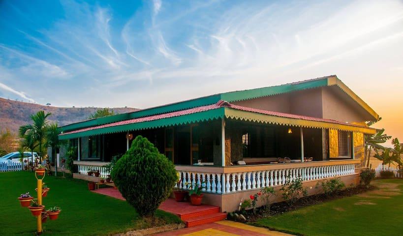 Pai Farm - Nashik - Villa