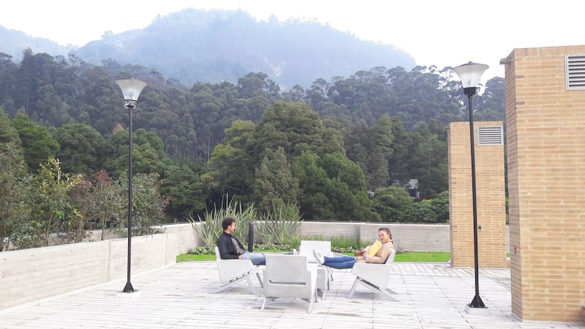 Common terraces