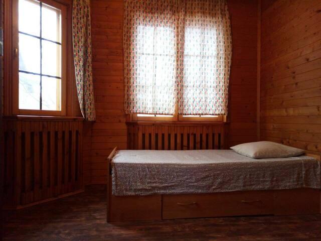Комната в доме на Пироговском водохранилище - Сорокино - Hotel ekologiczny