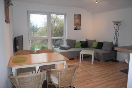 Ferienwohnung in ruhiger Umgebung bei Bregenz - Bildstein - Apartament