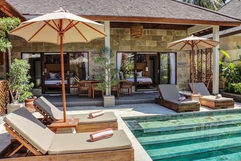 Family 2 Bedrooms Villa, Private Pool