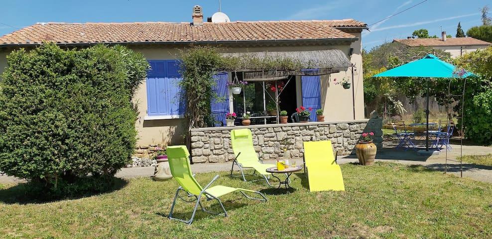 Villa La Paloma, nid provençal à Forcalquier