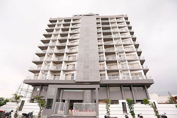 Shah's Place (2BHK)