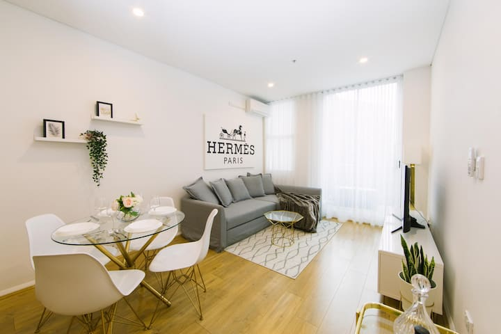 Luxury Apartment Close to Chinatown and Central