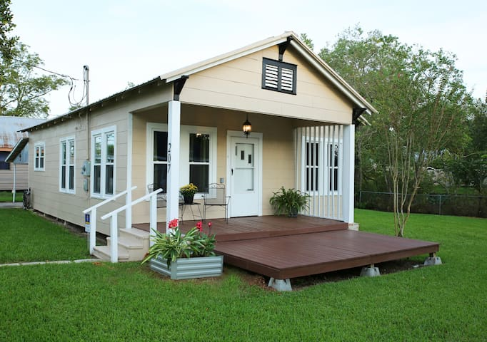 The Bayou Bungalow