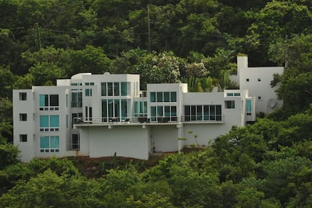 Stunning Contemporary Villa in Paradise! - Cruz Bay