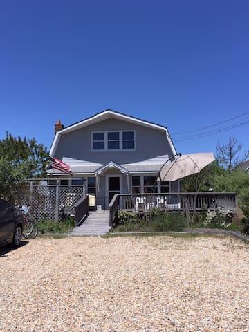 Family-friendly beachhouse by ocean - Amagansett - Huis
