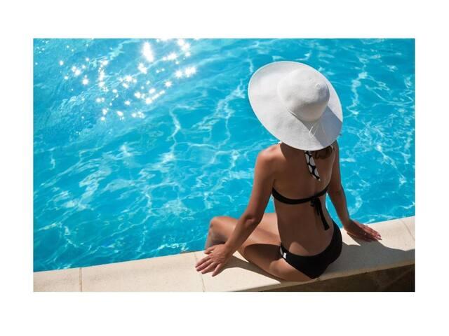 Residence Smeralda with swimmingpool & Wi-Fi