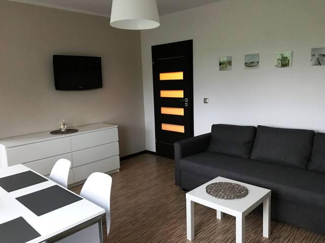 Apartament Kołobrzeg DE LUX  close to beach