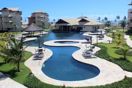 Cobertura Duplex no Beach Place Resort Residence