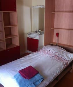 Chambre en résidence Nantes Centre - Nantes - Appartement en résidence