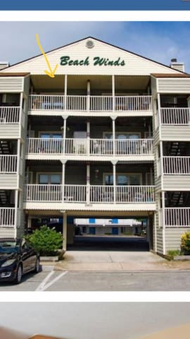 **OCEAN VIEW** STEPS TO THE BEACH!!! GREAT VALUE!!