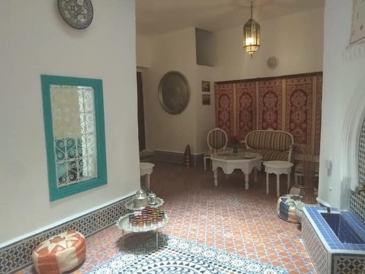 Riad Darna (habitacion compartida 2 )