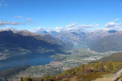 Casa de férias no Lago de Como e Valtellina