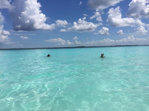 Mer des Caraïbes, PDC