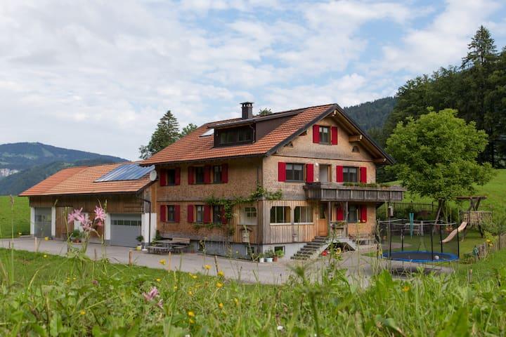 Ferienwohnung Brenner - Bezau