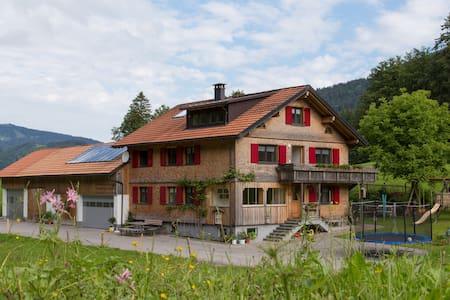 Ferienwohnung Brenner - Bezau - Apartment