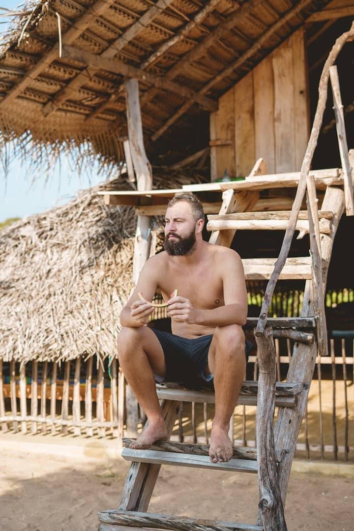 Jungle Surf Camp