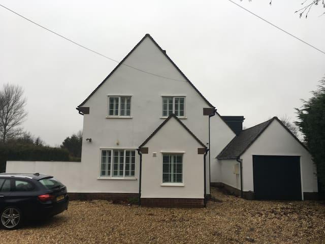 Lymington double room - Hampshire - House