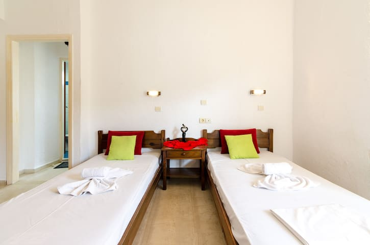Economical Room in Peaceful Malia Old Village
