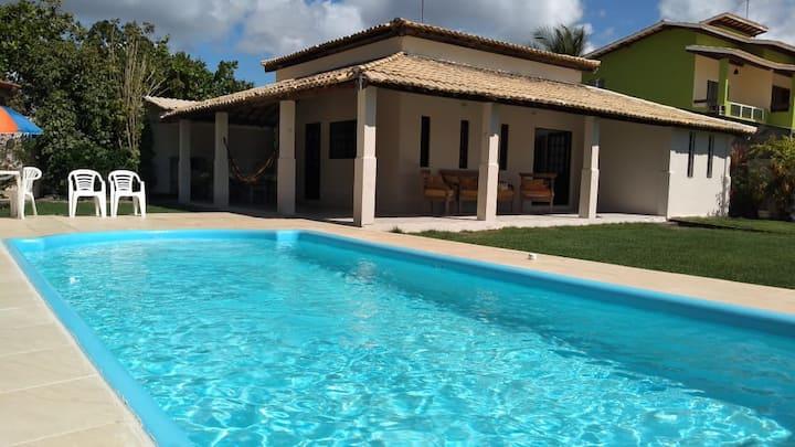 Casa de praia Barra de Jacuípe - Bahia