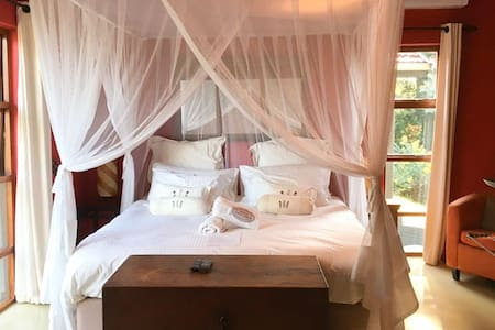 KhanyaKude Safari room - Durban North - Bed & Breakfast