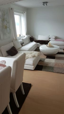 Fishing and hiking! Spacious apt, close to Bergen