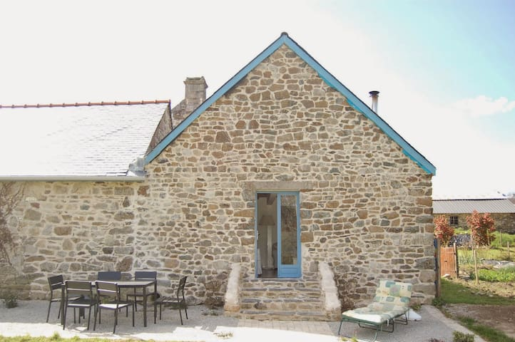 Corentin cottages and heated pool - Les Hiboux
