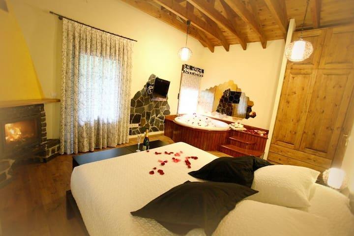 Alojamiento romantico en Picos de Europa Asturias. - Oriente de Asturias - Apartemen