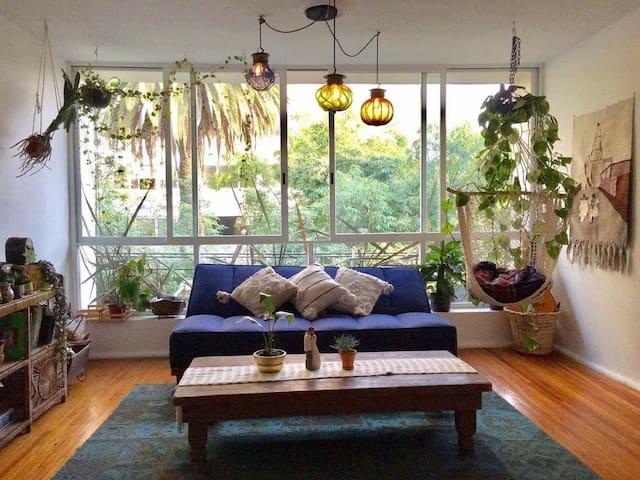 Jungalow Cozy Apartment - Ciutat de Mèxic