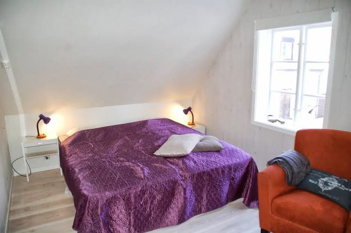 Visby old town inside the wall - Visby - Apartamento