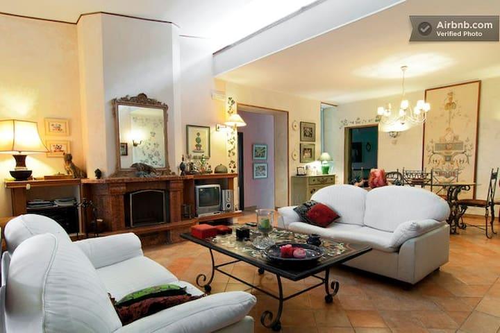 Villa la Camargue - Gaeta - Italy - Gaeta - Villa