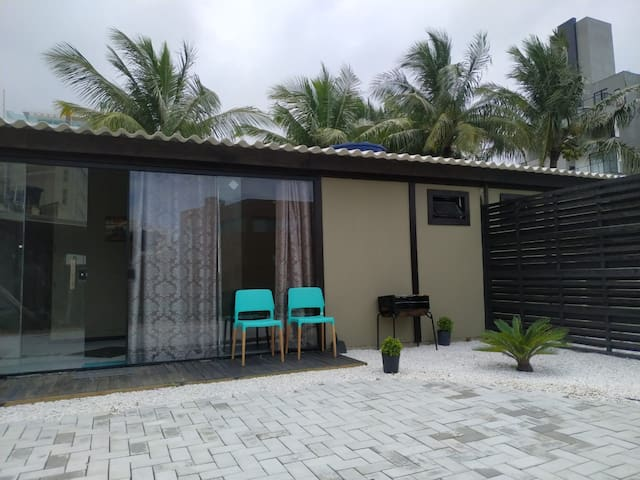 Casa quadra do mar Praia Brava Balneário Camboriú